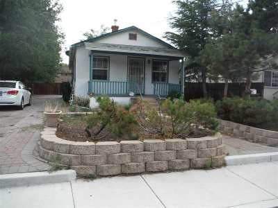Reno Rental For Rent: 1130 W 1st St