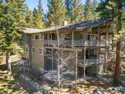 Zephyr Cove Single Family Home Active/Pending-Call: 256 Cheyenne