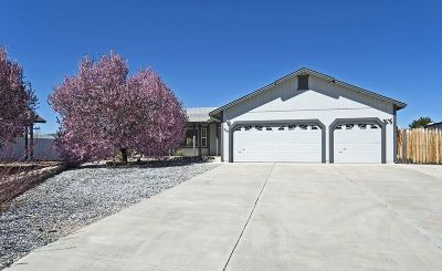 Sparks NV Single Family Home New: $439,900