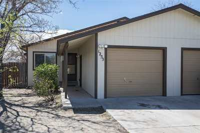 Fernley Single Family Home Active/Pending-Call: 1255 W Newlands