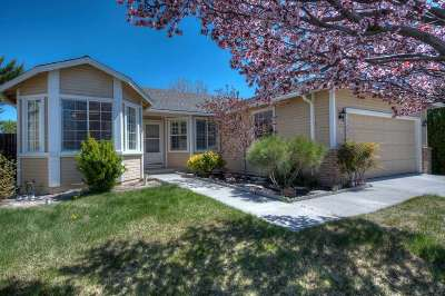 Reno Single Family Home New: 3286 Epic Ave