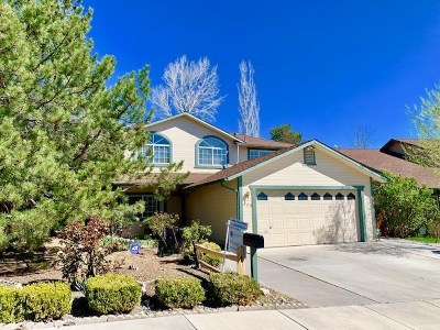 Reno Single Family Home New: 639 Tarn Way