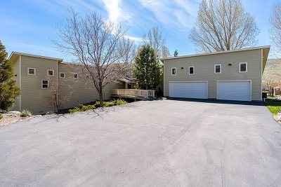 Carson City Single Family Home Active/Pending-House: 4081 Kings Canyon Road