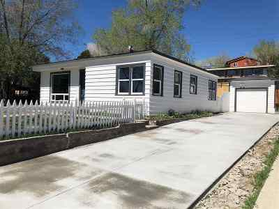 Reno Single Family Home New: 1961 Wilder St
