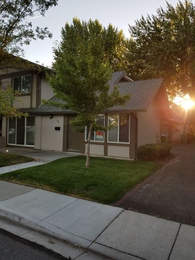 Sparks NV Condo/Townhouse New: $217,000