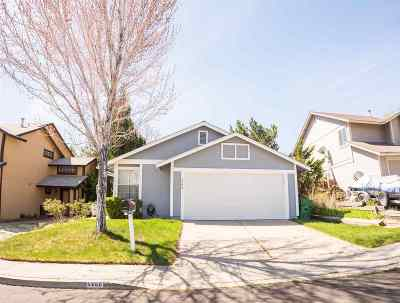 Reno Single Family Home New: 6288 Canyon Park Ln