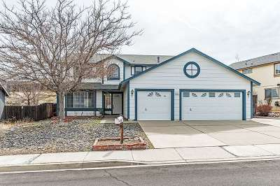 Reno Single Family Home New: 8700 Silver Shores