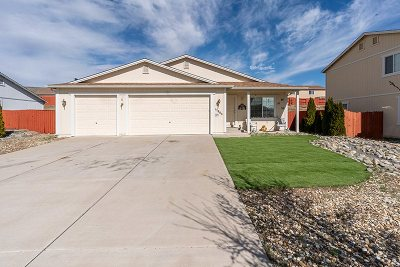 Reno Single Family Home New: 17880 Mama Bear Court
