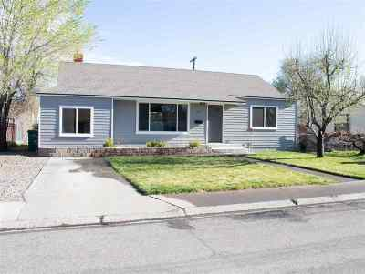 Sparks NV Single Family Home New: $270,823
