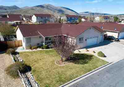 Reno Single Family Home New: 18483 Spicer Lake Court