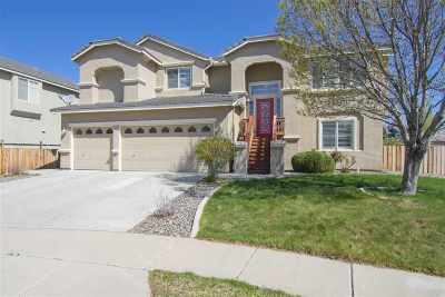 Sparks NV Single Family Home New: $475,000