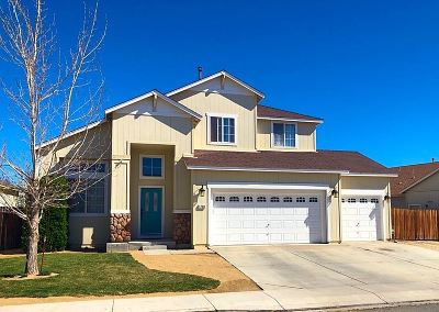 Fernley Single Family Home New: 1700 Harvest Creek Way