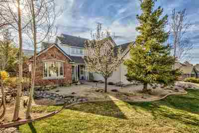 Reno Single Family Home New: 3429 Forest View Lane