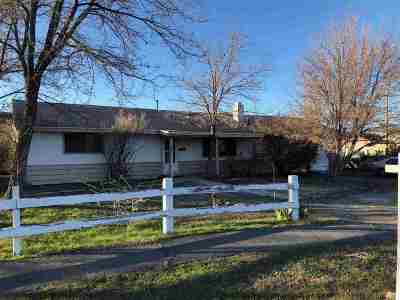 Carson City Single Family Home New: 760 Jacks Valley Rd.