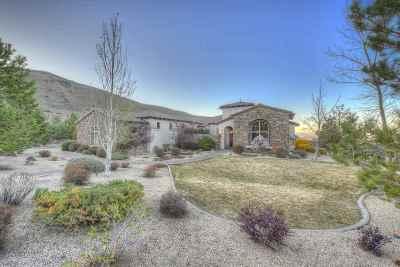Reno Single Family Home New: 5915 Sunset Ridge