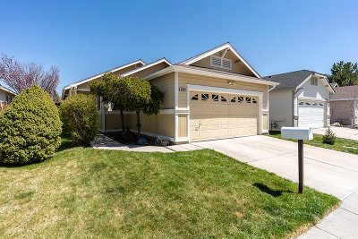 Reno Single Family Home New: 4572 Creekside Circle