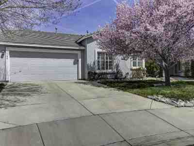 Reno Single Family Home New: 1789 River Gorge Drive