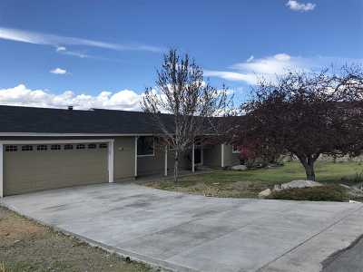 Reno Single Family Home New: 8205 Mohawk Lane