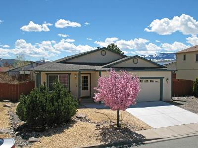 Washoe County Single Family Home New: 17750 Oakview Court