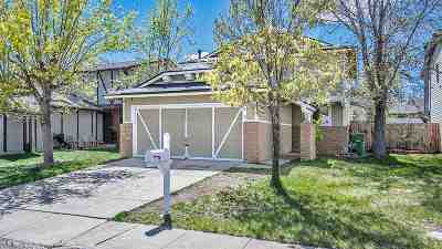 Reno Single Family Home New: 2642 Rayma Court