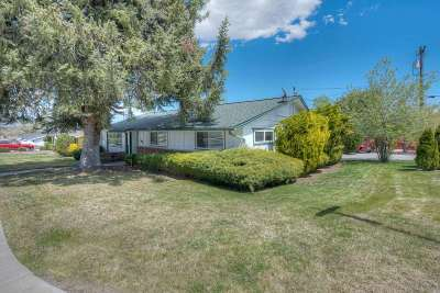 Reno Single Family Home New: 1480 Hunter Lake Drive
