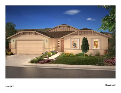 Reno Single Family Home New: 452 Scenic Ridge