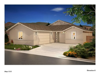 Reno Single Family Home New: 473 Scenic Ridge