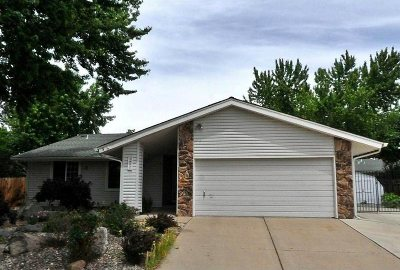 Single Family Home Active/Pending-Loan: 2447 Hermosa Drive