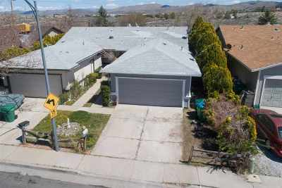 Reno Single Family Home Active/Pending-Call: 10064 Zeolite Dr