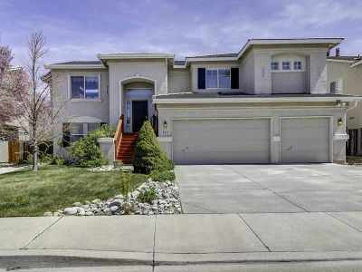 Single Family Home Active/Pending-House: 214 River Flow Dr