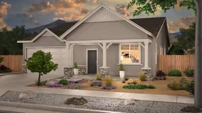Single Family Home Active/Pending-Loan: 9325 Lagoon Court #Lot 109