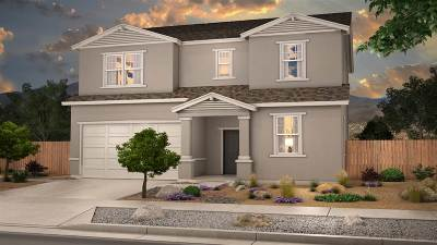 Single Family Home For Sale: 9314 Lagoon Drive #Lot 96