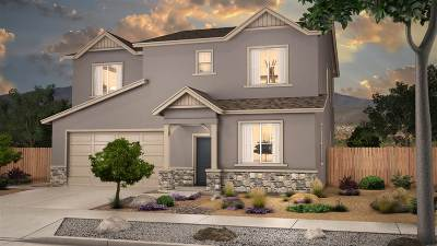 Single Family Home Active/Pending-Loan: 9310 Lagoon Drive #Lot 95