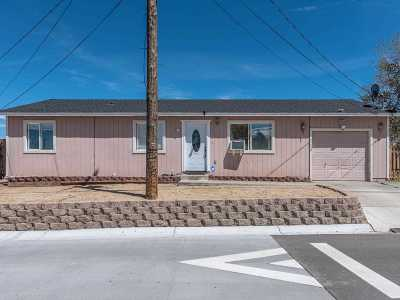 Reno Single Family Home For Sale: 13630 Mount Whitney