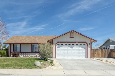 Sparks Single Family Home Active/Pending-Loan: 2254 Penguin Dr.