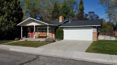 Carson City Single Family Home Active/Pending-House: 809 West Sunset