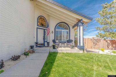 Single Family Home For Sale: 14255 Ghost Rider