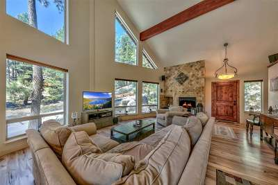 Zephyr Cove Single Family Home For Sale: 665 Inspiration Drive