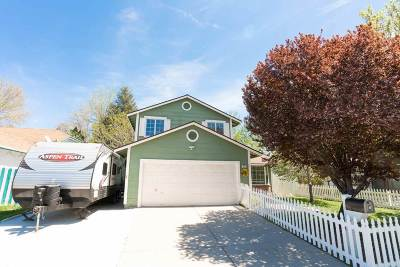 Single Family Home Active/Pending-Loan: 1472 Union St