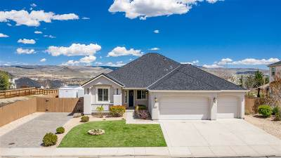 Sparks Single Family Home For Sale: 1360 Sticklebract Dr.
