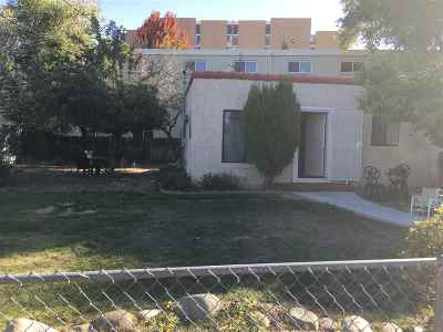 Reno Multi Family Home For Sale: 1210, 1212 West 1st. Street