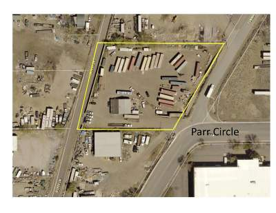 Reno Commercial For Sale: 495 Parr Circle