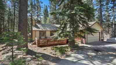 Incline Village Single Family Home For Sale: 1080 Sawmill Road