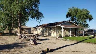 Yerington Single Family Home For Sale: 3 Thurston