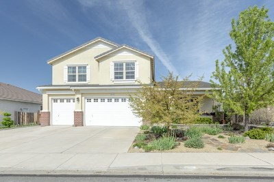Sparks Single Family Home Active/Pending-Loan: 4348 Dancing Moon Way