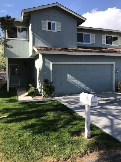 Carson City Condo/Townhouse Active/Pending-Loan: 4250 Mulligan Dr