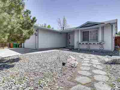 Wadsworth Single Family Home Active/Pending-Loan: 460 Gold Center