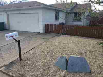 Reno Single Family Home Active/Pending-Loan: 6785 Honeysuckle