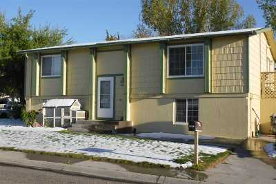 Winnemucca Single Family Home Active/Pending-Call: 1296 Ocala Avenue