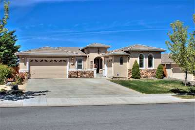 Sparks Single Family Home For Sale: 6131 Solstice Dr